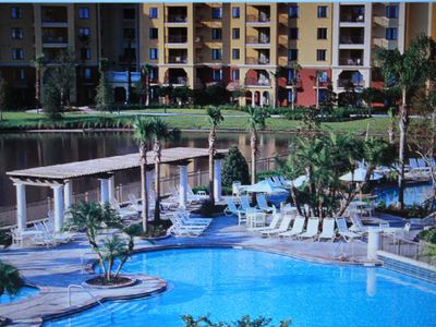 Photo for Wyndham Bonnet Creek --- available shuttle to / from  Disney World