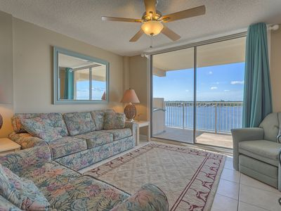 Photo for Compass Point 605 Gulf Shores Waterfront Vacation Condo Rental - Meyer Vacation Rentals