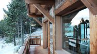 Great chalet in a beautiful area