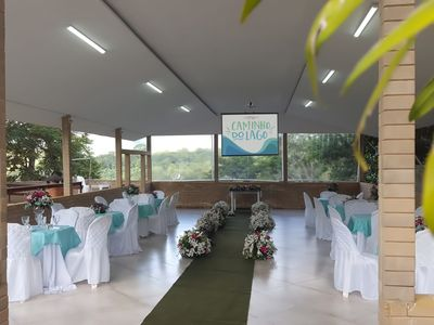 Photo for Come enjoy the best of nature. We have everything you need for your event.