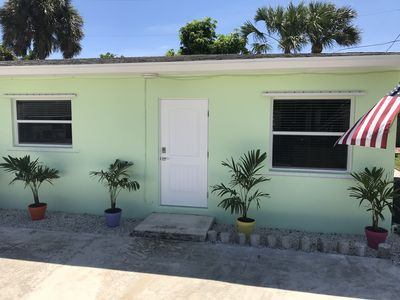 Photo for Newly Remodeled Duplex Minutes from the Beach