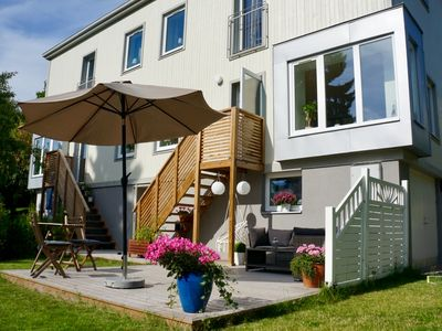 Photo for Modern house in beautiful Stureby, Stockholm