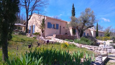 Photo for IN VERY NATURE, BEAUTIFUL PROVENÇALE HOUSE WITH SWIMMING POOL
