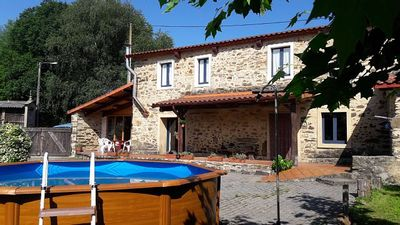 Photo for Self catering Fonte do Barro & SPA for 6 people