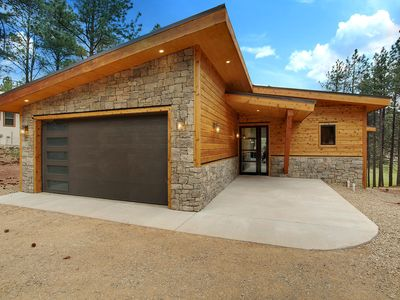 Photo for Brand new custom built home on the golf course, minutes away from skiing