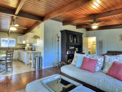 Photo for NEW LISTING! Two charming coastal condos, just one block to Carlsbad State Beach