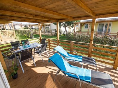 Photo for Mobile Homes Panorama Park Umag / Mobile home Panorama MH5605 Park Umag