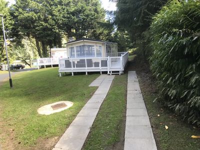 Photo for Luxury 8 Berth Caravan LG2 Shanklin, Isle of Wight