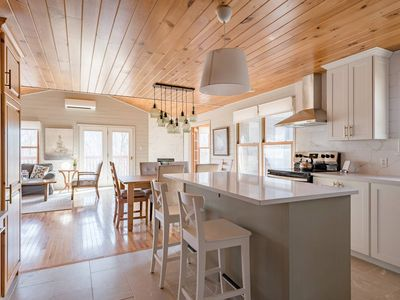 Photo for 2BR Chalet Vacation Rental in Hubbards, NS