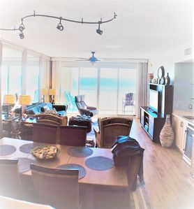 Photo for Our Guests Love Our Beautifully Decorated Condo - Free Beach Service Mar-Oct