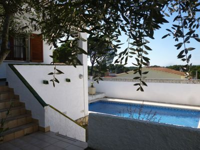 Photo for House with private pool.