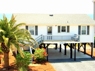 Photo for Oceanfront Beach House in the Heart of Ocean Isle Beach