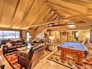 2BR Cabin Vacation Rental in Centennial, Wyoming