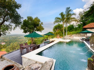 Photo for Jepun, 2 Bedroom Hill Side Villa, Uluwatu