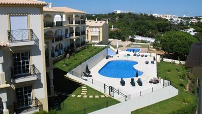 Photo for 2 bedroom Apartment, sleeps 5 in Santa Eulália with Pool, Air Con and WiFi