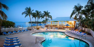 Relax Poolside at The Beautiful Hammocks Resort or enjoy nearby Key West!