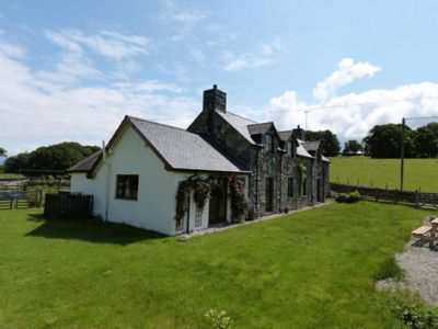 Photo for Vacation home Maes Remyr in Dolgellau - 5 persons, 2 bedrooms