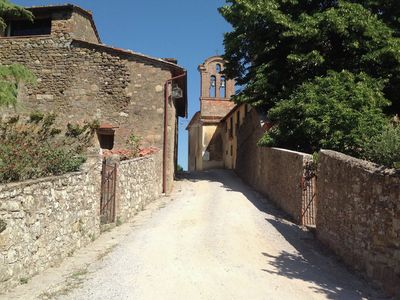 Photo for Heritage Holiday Home with Fireplace in Pergine Valdarno