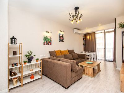 Photo for Luxury apartment #3 in the city center of Tbilisi.