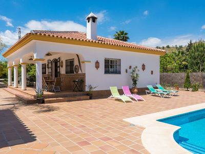 Photo for Rural House Vacation in Andalusia Spain, Coin (Málaga - Costa del Sol), in nature, qualit,  with private swimming pool and gardens 5000 m2