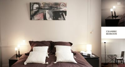 Photo for PARIS CHARMING LIGHT RENT APARTMENT 39m2