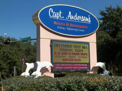 Capt Anderson S Voted One Of The Top 10 Restaurants In Fl Only 6 Blocks