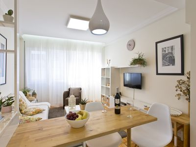 Photo for Bright Glamorous Flat w/ Terrace | City Center #28