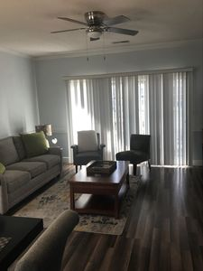 Fully Furnished Condo With Access to Pools, First Floor, Close to Beach