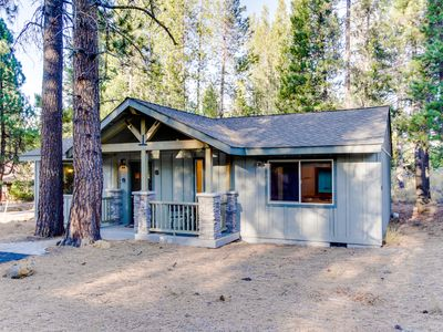Photo for Spacious, dog-friendly home with SHARC access and private hot tub