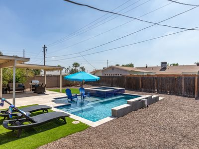 Photo for Private Home with Resort Style Pool in Old Town Scottsdale!