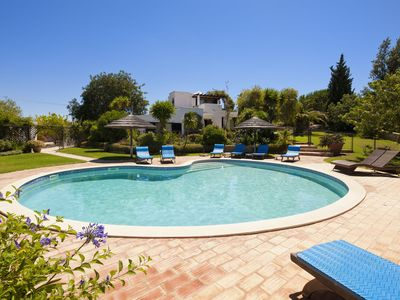 Photo for Terras Altas.  Stunning 4 Bedroom villa with private pool & air conditioning.
