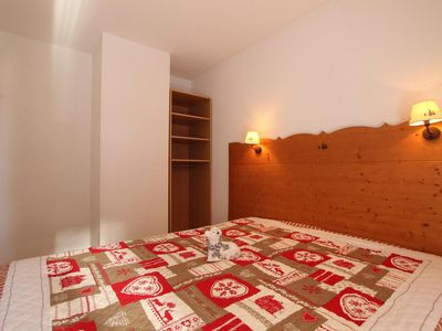 Photo for Surface area : about 39 m². 3rd floor. Orientation : South. Living room with bed-settee