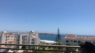 Photo for Nice apartment and the best view of main beach at Puerto Velero.