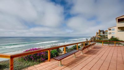 Photo for Family Friendly Condo in Oceanfront Complex