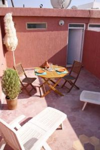 Photo for Apartment with terrace of 20m², renovated, charming and comfortable