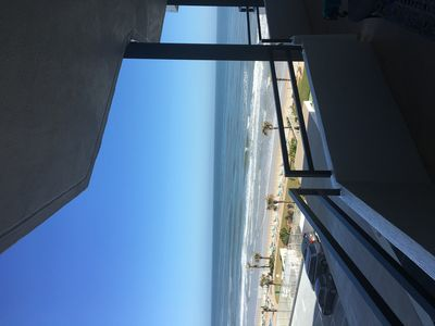 Photo for Great ocean views from 75 feet wrap around balcony, fully furnished & remodeled,