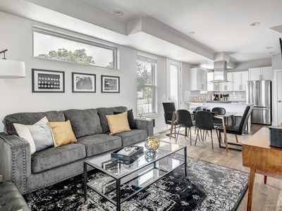 Photo for Sunnyside Townhome with Rooftop Deck & City Views