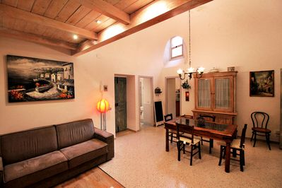 The result is a nice and charming apartment with everything you may need: