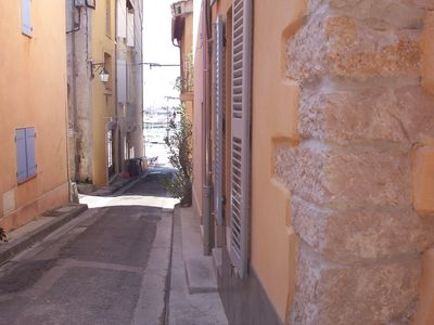 Photo for Charming studio in the historic center of the village parking