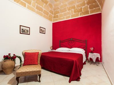 Photo for Bed and Breakfast with internal garage, La Pergola Custonaci Trapani.
