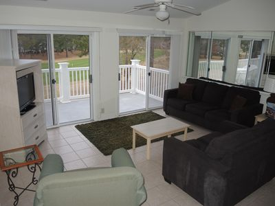 Photo for Family Friendly 2 bedroom, 2 bath, with great resort amenities, Nearby Beaches(2308)
