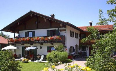 Photo for Apartment II - DEB 032 Pension with mountain view in Inzell