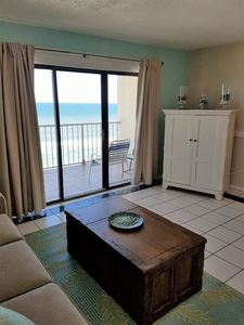 Photo for Plan your vacation in this newly renovated beach front 2-Bedroom Condo