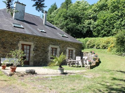 Photo for Pretty country house near sea and departure peninsula of CROZON FAOU