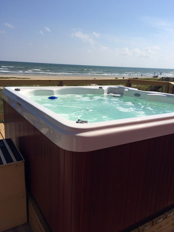 Beachfront Home and Hot Tub - VRBO