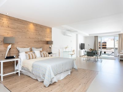 Photo for Luxury loft in the center of Arrecife. Very spacious and bright. Newly renovated!