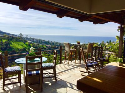 Photo for Exclusive Ocean/Canyon View 'Ohana' Dog Friendly Eco-Home.