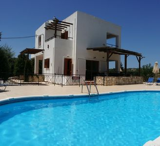 Photo for 4BR Villa Vacation Rental in Old Road, Gavalochori - Almyrida, Crete