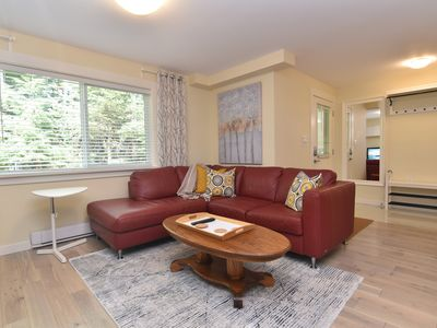 Photo for Suite by the Creek, modern & quiet in Port Moody, BC
