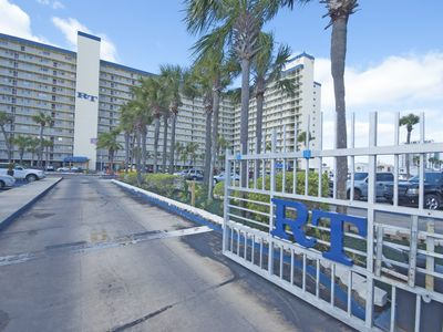 Photo for Recently Remodeled Beachfront Stocked Spacious Condo On The Gulf Of Mexico!